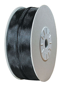 PLIOSIL PA 10 INDUS BLACK IN ROLL OF 300 M