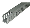 CABLE TRUNKING GF-A6/4 GREY 100 x 50 WITH SLOT IN LENGTH 2 M
