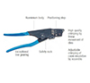 MECATRACTION TH2S CRIMPING TOOL