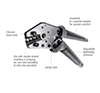 MECATRACTION CT0346 CRIMPING TOOL