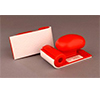 3M 13189 RIGID HAND BLOCK RED  63x125 MM