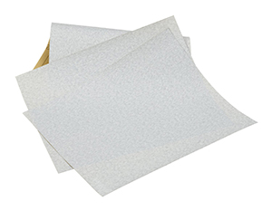 3M 622 ABRASIVE SHEET GRIT 180  230x280 MM IN PACK OF 50