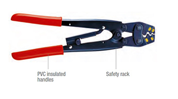 MECTRACTION MB524P CRIMPING TOOL