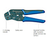 MECATRACTION DEB0560 CRIMPING TOOL