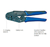 MECATRACTION CEB1025 CRIMPING TOOL