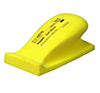 3M 05742 HOOKIT SOFT BLOCK YELLOW  70x127 MM