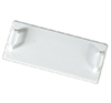SES CH-AL 32x14 PA WH WHITE IN PACK OF 100