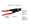 MECATRACTION TH1S CRIMPING TOOL